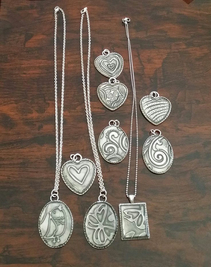pewter pendants handcrafted