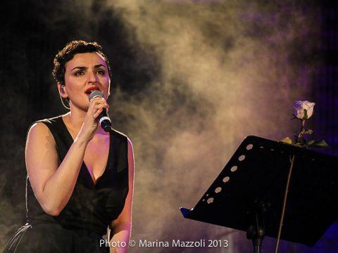 21 giugno 2013 - Musicultura - Arena Sferisterio - Macerata - Arisa in concerto