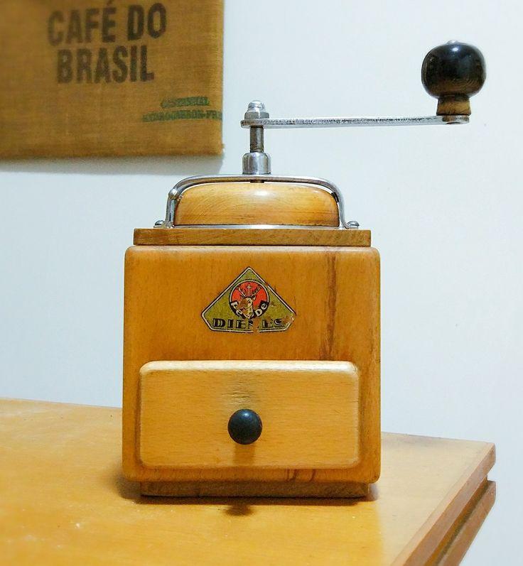 Pede Dienes coffee grinder, moulin a cafe, kaffeemuhle.