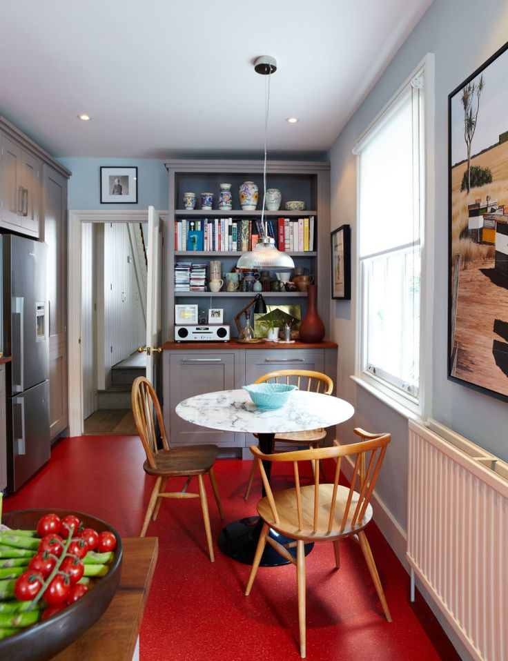 Kiwi chef Peter Gordon's London pad and lush garden -
