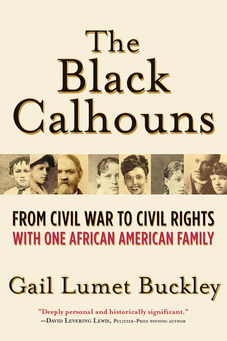 """Lena Horne's Family Journey From Civil War to Civil Rights: Follow """"The Black Calhouns"""" from Civil War to Civil Rights Lena Horne's Daughter Gail Lumet Buckley's book may land on the small screen as a miniseries.  The story traces her family history detailing their triumphs and trials. Buckley follows her family starting with her great-great grandfather Moses Calhoun who began as a house slave but used his education to become a successful business owner in post-Civil War Atlanta."""