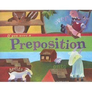 preposition writing assignment
