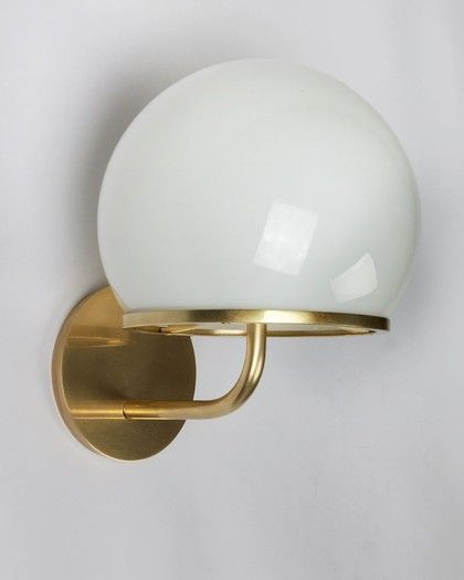 Ingersoll Sconce from the Ashland Collection by Alan Wanzenberg for Remains Lighting