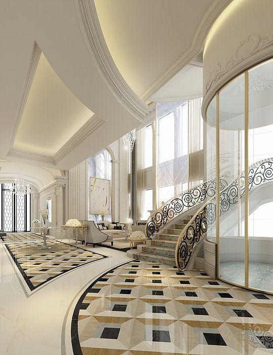 Good Luxury Interior Design Nice Look