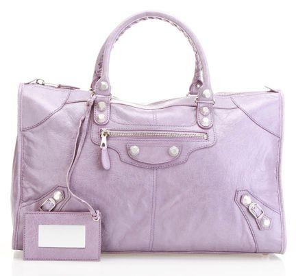 Balenciaga Giant 21 Work Handbag ~ one of the bags I love at the @beyondtherack sample sale!: Balenciaga Lilacs, 21 Work, Balenciaga Giants, Work Handbags, White Handbags, Balenciaga Handbags, Bags Lady, Bags Envi, Handbags Lust