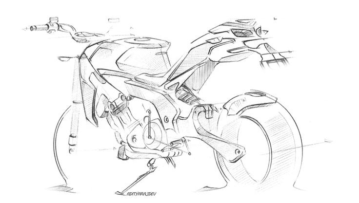 149 best motor sketches images on pinterest