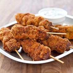 City Chicken is the Best Fried Food on a Stick You've Never Heard Of (And it's not even made with real chicken!)