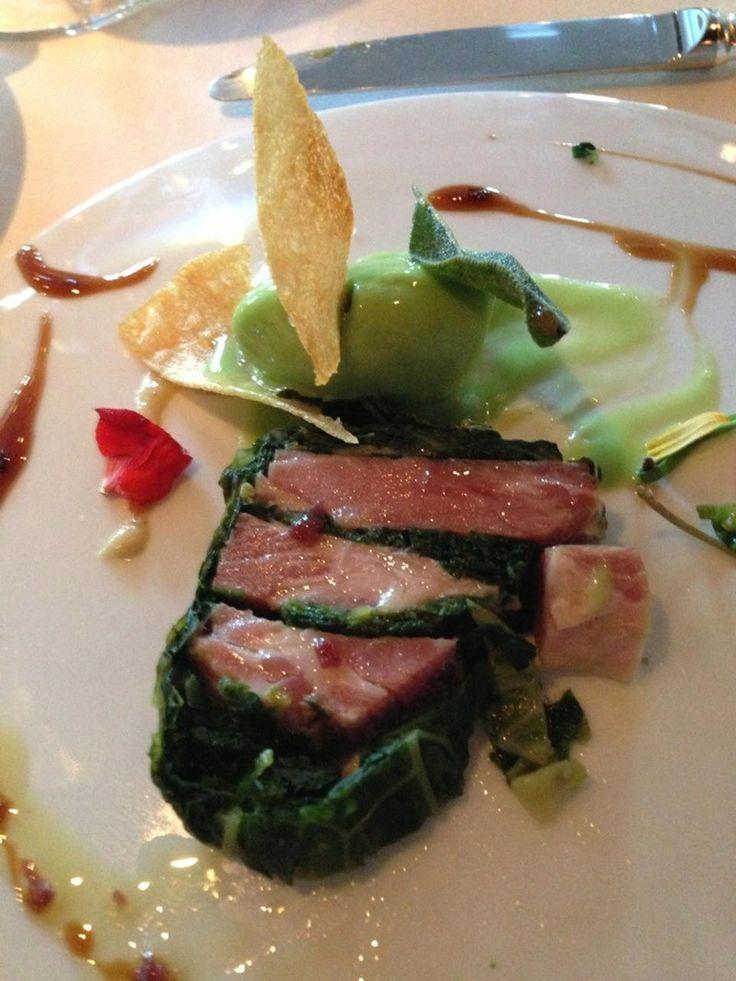Thornton's Restaurant -  Beautifully prepared one michelin star french meals #Dublin