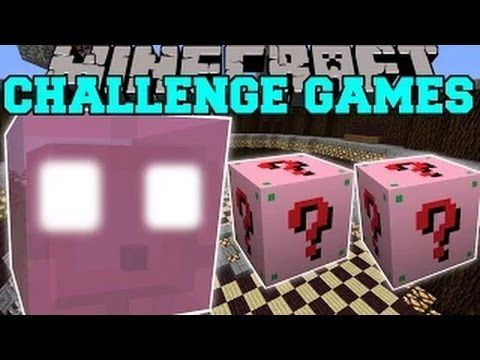 Pat and jen popularmmos minecraft jelly queen challenge - Pat and jen lucky block challenge games ...