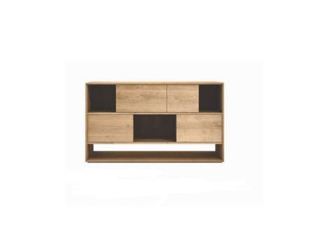 BSF | Oak Low Rack | The Banyan Tree Furniture