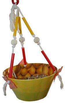 JOUETS DE RECHERCHE ALIMENTAIRE POUR PERROQUET - foraging toy for parrot