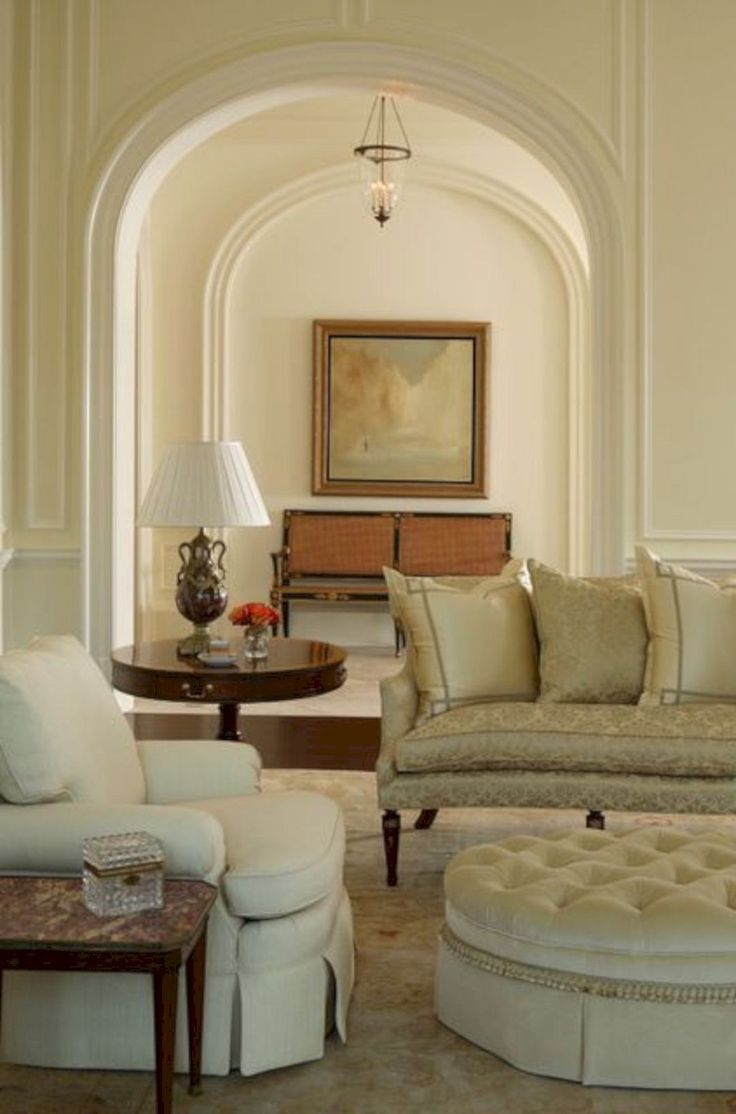 15 Interior Design Ideas for Classic Living Room https://www.futuristarchitecture.com/31381-classic-living-room.html
