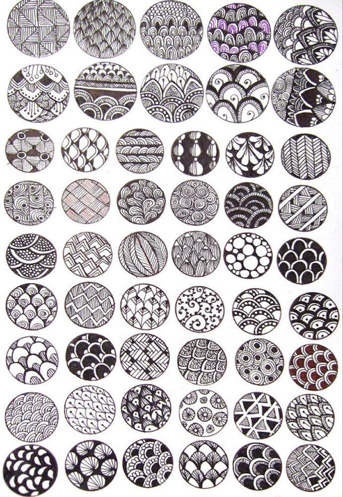 Learn How To Create Zentangle Art A Meditative Form Of Drawing 480618591485556655 Zentangle Kunst Mandala Design Mandala Malen Anleitung