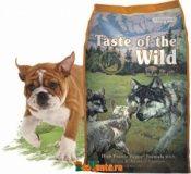 Сухой корм Taste of the Wild для щенков High Prairie Puppy с мясом бизона и олениной 2,27 кг