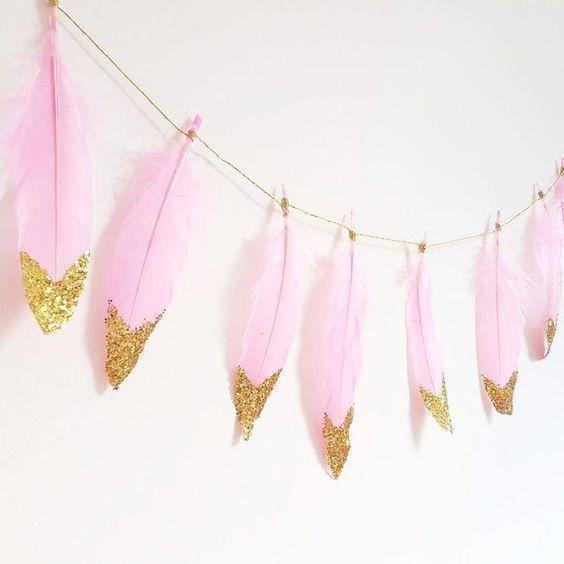 glitter-plumas