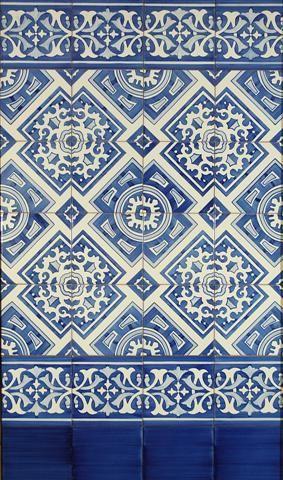 17 mejores im genes sobre azulejos y zocalos en pinterest - Zocalos de azulejos ...