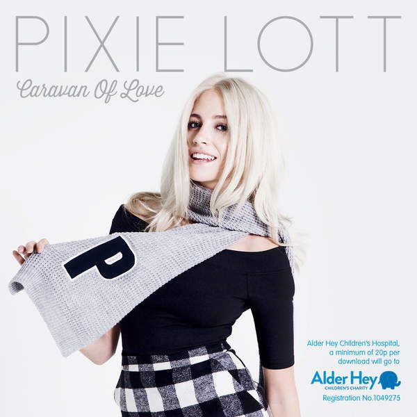 Pixie Lott - Caravan of Love - Single (2014) [iTunes Plus AAC M4A]