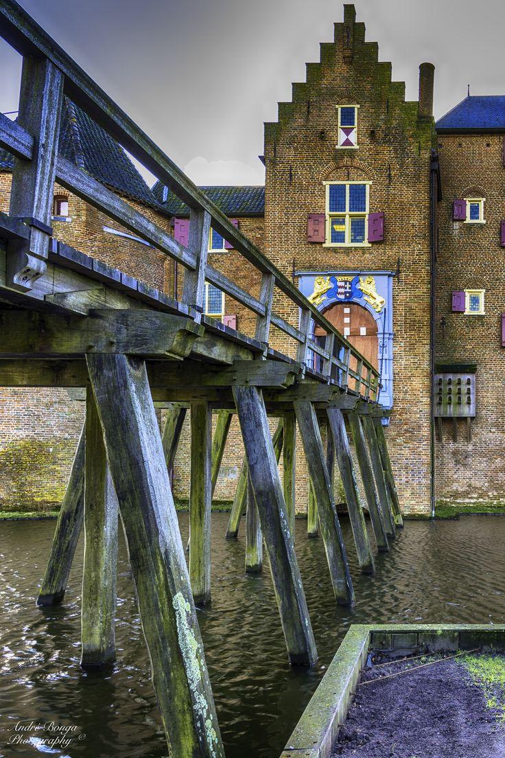 Kasteel Ammersoyen #nikon #castel #Ammerzoden #hdr #bridge #restaurant #coffee #prettyholland #gelderland #visitgelderland #visitbrabant