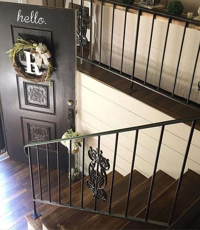 Image Result For Front To Back Split House Decorating Split Foyer Remodel Split Foyer Entry Split Entry Remodel