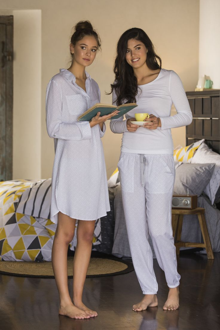 Wallace Cotton Sleepwear www.wallacecotton.com
