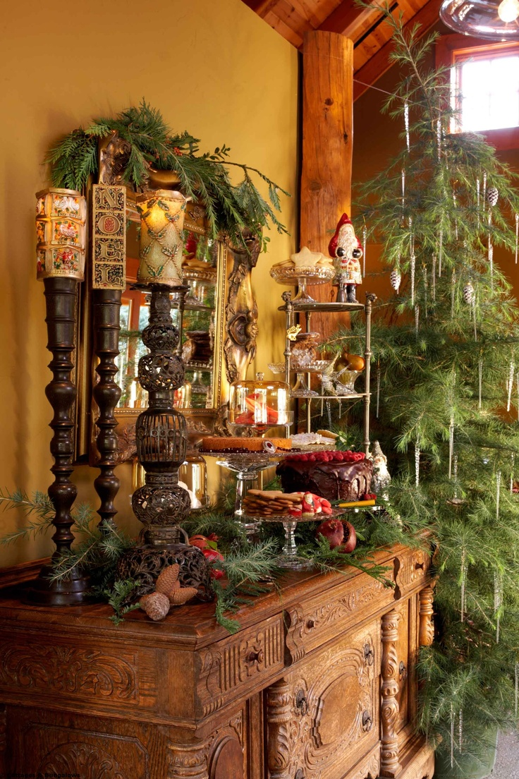 Decorating Home Christmas Ideas Pinterest