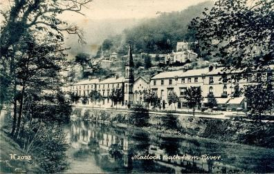 Matlock, Derbyshire  Been here, done this. Fab for daydreaming