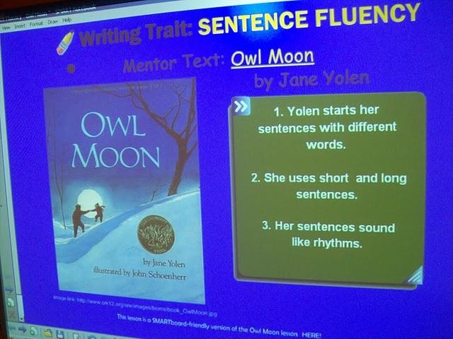 Writing 101: Sentence Fluency Activities