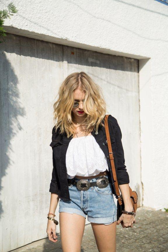 Jeans + Jeans - Isa Scherer