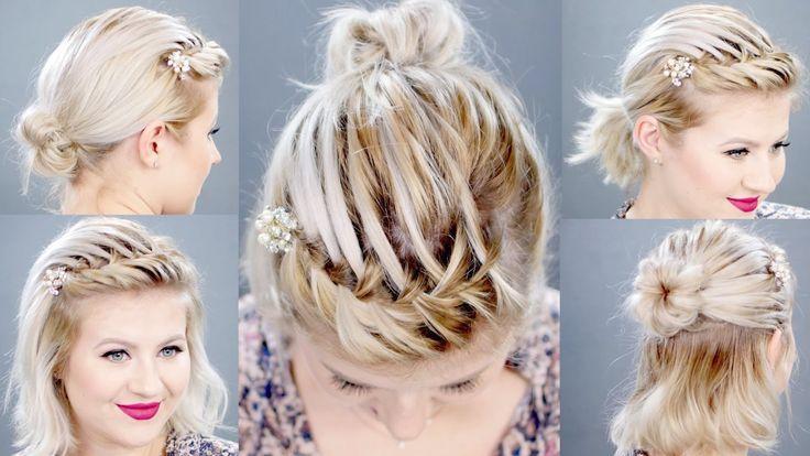 Hairstyles For Short Hair Milabu : hair milabu head of hair tutorials milabu hairstyle tutorials ly ...