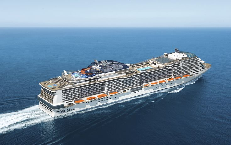 #MSCMeraviglia – Sailing from June 2017