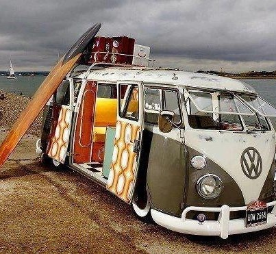 319 best images about Volkswagen on Pinterest  Surf Buses and