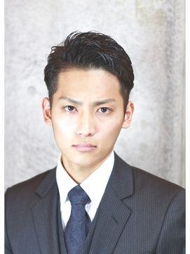 SONAR【ソナー】☆ビジネスマン☆2ブロックショート