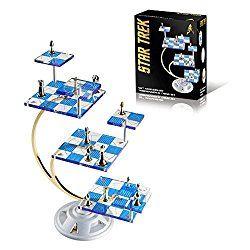 3D chess from Star Trek - Rules