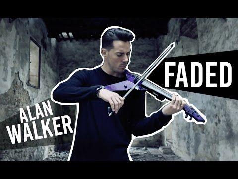 Alan Walker - Faded (Violin Cover by Robert Mendoza) [OFFICIAL VIDEO]