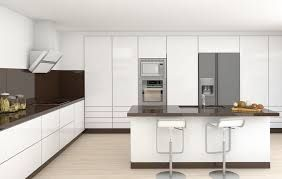 Image result for white kitchens modern contemporary