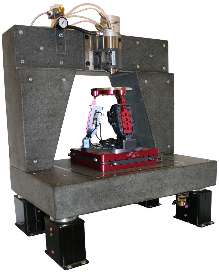 The ultimate nano precision 5-Axis machine tool with optional 6 axes for nano precision diamond turning machining.