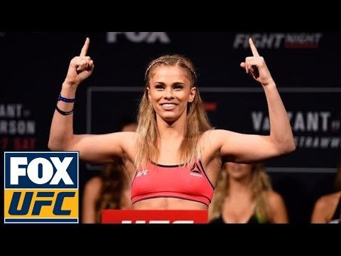 Paige VanZant vs. Michelle Waterson | FULL UFC FIGHT NIGHT Weigh-In
