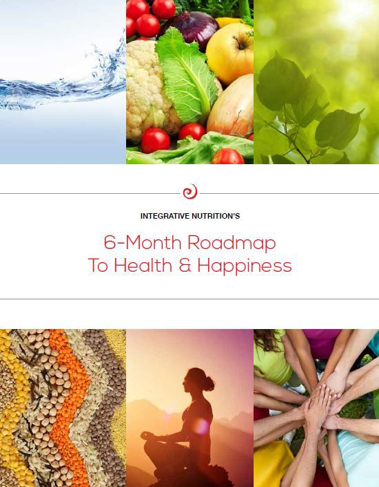 Six month roadmap to health and happiness.