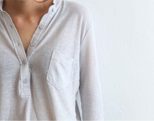 worn in comfy tshirt