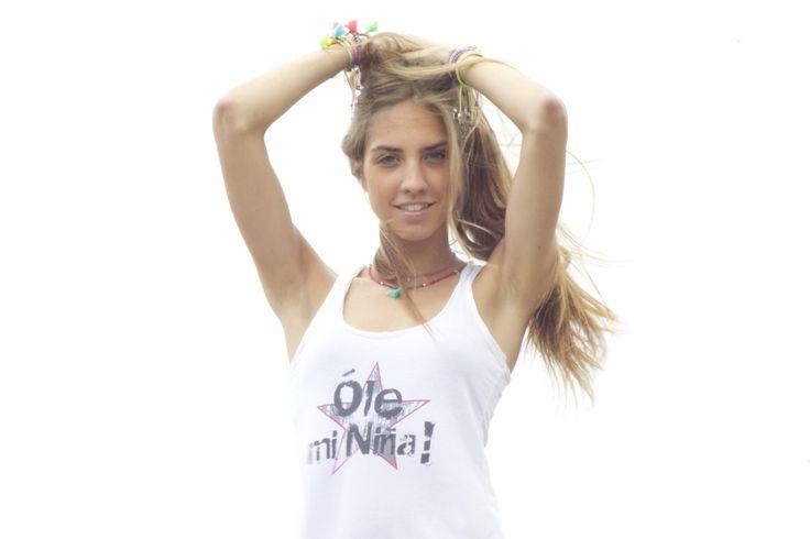 Lo que te hace feliz a ti, no tiene porqué gustarle a los demás!!! ;-) Be happy...! #rockyourlife #yosoyole #oleminina http://www.oleminina.com/ #collares #complementos #complements #mujer #feliz #guapa #joven #alegria #trendy #necklaces #pulseras #woman #blondie #girl #nice