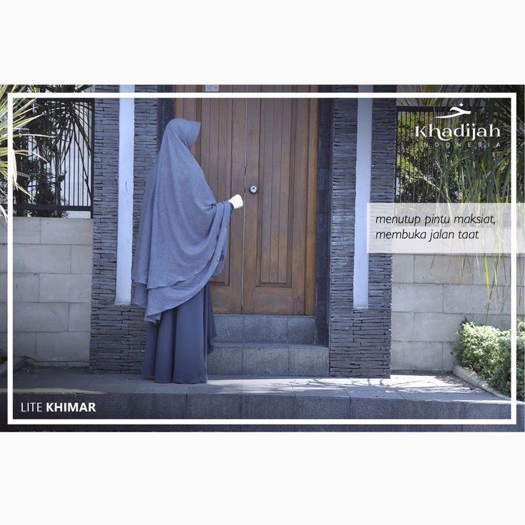 #hijrah #hijab #khadijahindonesja #khimar #abaya