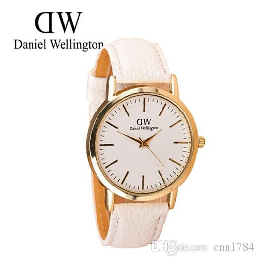 daniel wellington uhren frauen kleiden uhr pu leder. Black Bedroom Furniture Sets. Home Design Ideas