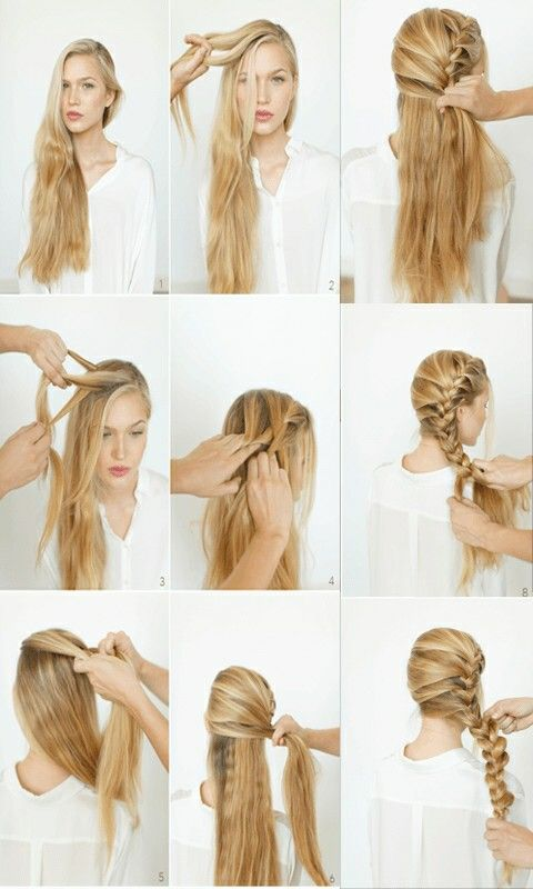 Pleasant 136 Best Images About Hair Styles On Pinterest French Braid Buns Hairstyles For Men Maxibearus