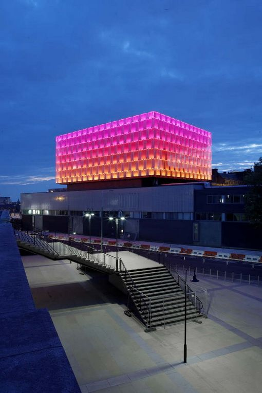 88 best Architectural Lighting images on Pinterest Facade