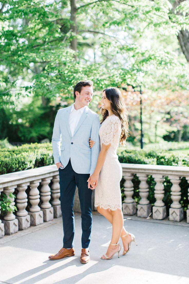 Garden Park Ward Engagements   destination wedding photography, bride, engagemen… – Engagement Outfits