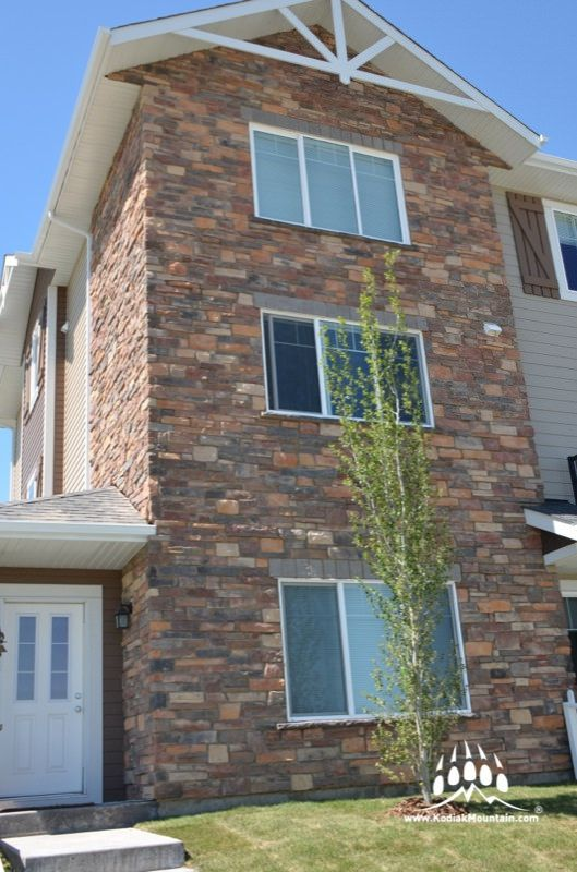 Here is a beautiful new project using our Red Stone Ledge Blend. www.KodiakMountain.com