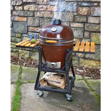 Captivating Browning® Ceramic Grill For The Best In Gourmet Outdoor Cooking, Year  Round! PRICED LESS!