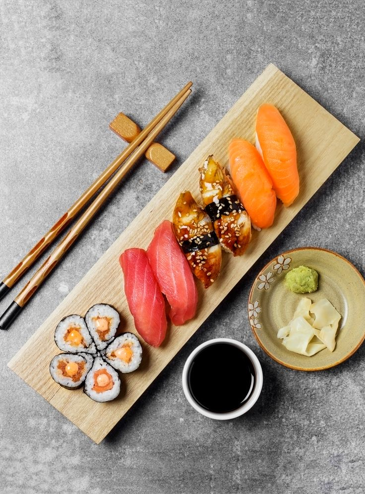 The Absolute Best Sushi In NYC http://r29.co/2sBhAAZ