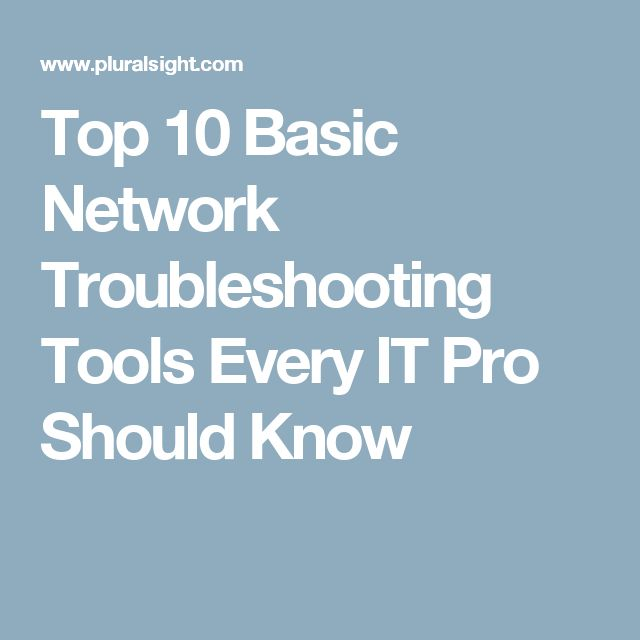 Top 10 Basic Network Troubleshooting Tools Every IT Pro Should Know