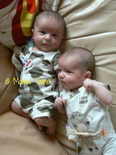 Avoir des jumeaux n'est pas une tare ! - Mama Twins